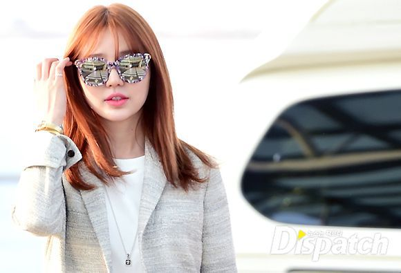 4c779f51d94 I don t stalk Korean celeb airport pictures but occasionally post when  there is something interesting to report. Yoon Eun Hye was snapped at the  airport ...