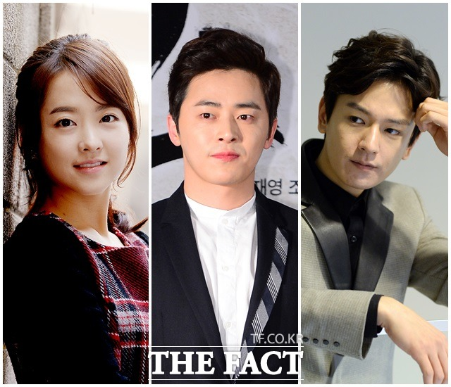 oh my ghost adds im joo hwan kwak si young and park jung