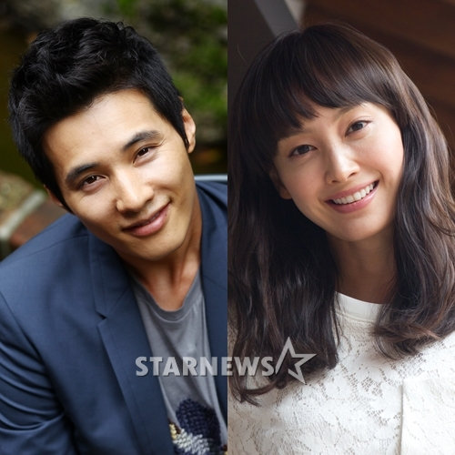 Won Bin and Lee Na Young Get Married in a Private ...