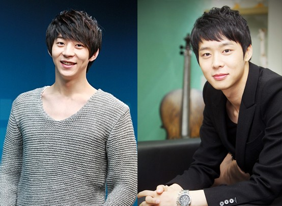 park yoochun and his wife