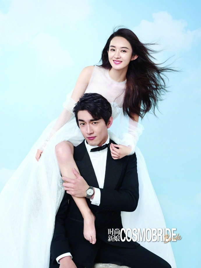 C-drama Princess Agent Leads Zhao Li Ying and Lin Geng Xin ...