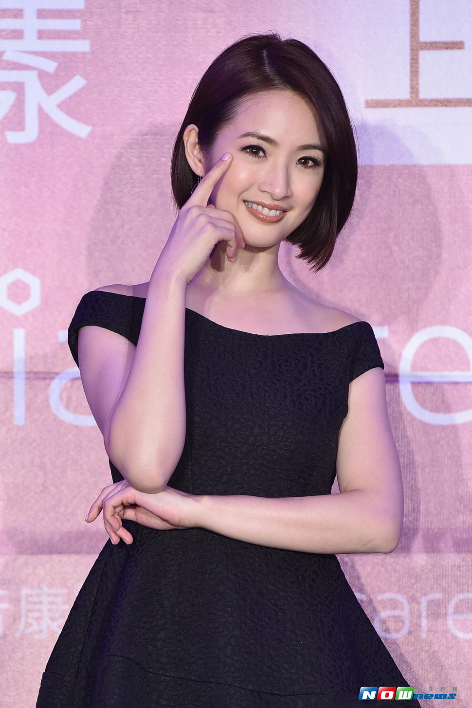 ariel lin flawlessly gorgeous at cf event and discusses