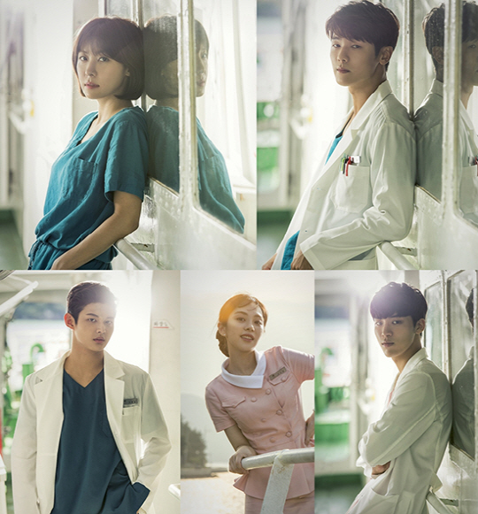 The doctors of mbc drama hospital ship looking great in beautifully the doctors of mbc drama hospital ship looking great in beautifully lit character stills stopboris Image collections