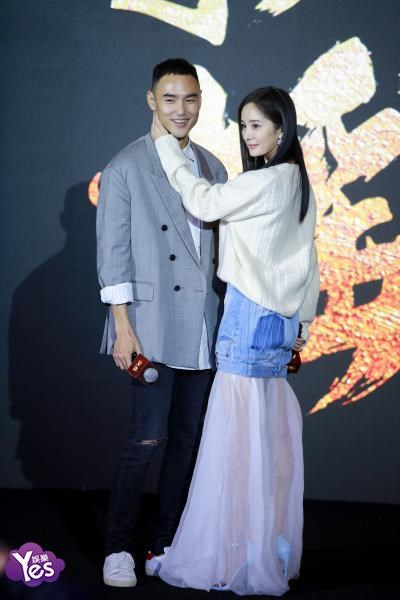 Ethan Ruan And Yang Mi Start Promoting Visually Gorgeous C