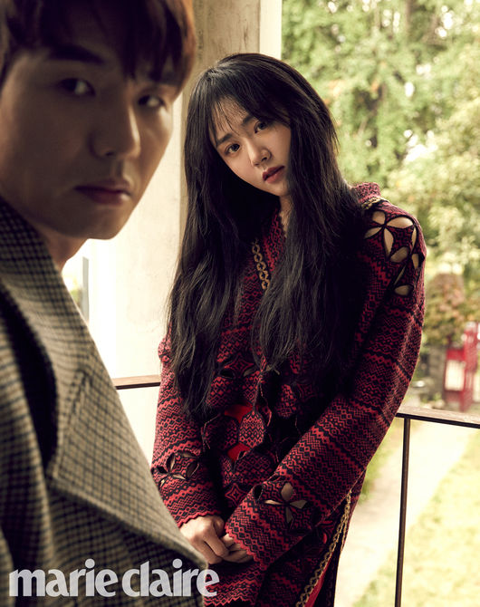 Moon Geun Young And Kim Tae Hoon Bring Moody Glamour To Marie Claire Korea A Koala 39 S Playground