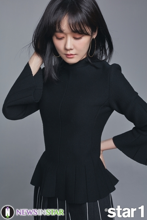 Jang Nara For Star1 Magazine And Considering Offer As